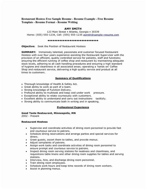 Sle Resume Summary Statements by Pin On Resume Templates