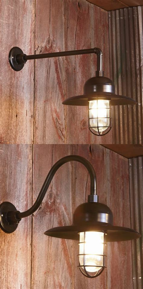 add rustic charm to your accent walls with barn light wall
