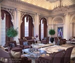 Designer Kitchen Furniture Luxury Classic Big Reception Gallery Rehla Me Muhammad Al Najar