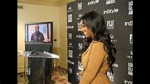 Isan Elba named 2019 Golden Globe Ambassador - YouTube