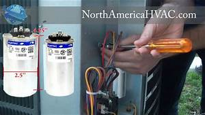 How To Replace A Capacitor  C Capacitor