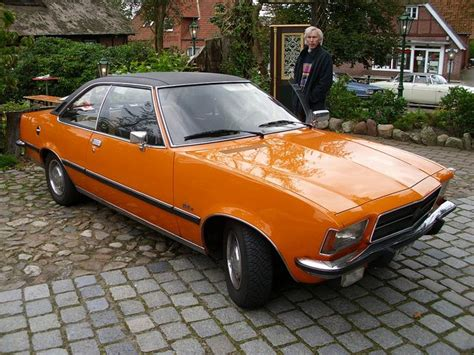 opel rekord d coupe opel rekord d coup 233 2 0s 1977 german cars d