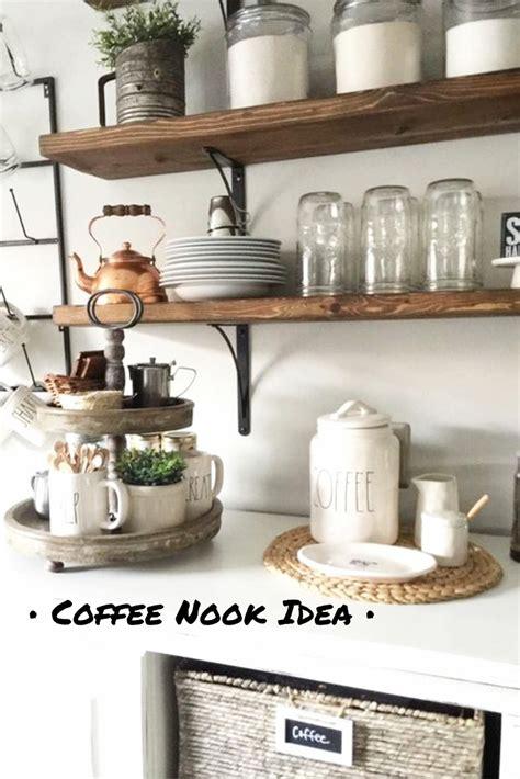 Diy Kitchen Nook Ideas by Coffee Corner Ideas Coffee Corner Pictures Unique