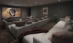 Media Home Cinema : maison de prestige hollywood vue sur los angeles ~ Markanthonyermac.com Haus und Dekorationen