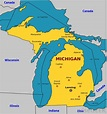 Why Is Michigan Called the Great Lakes State? (with pictures)