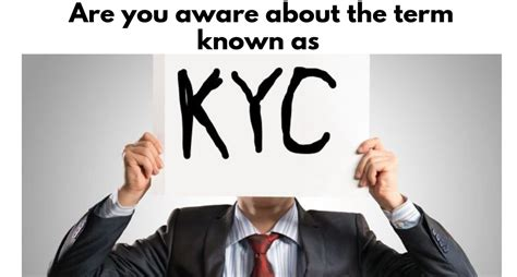 What Kyc Why Important India