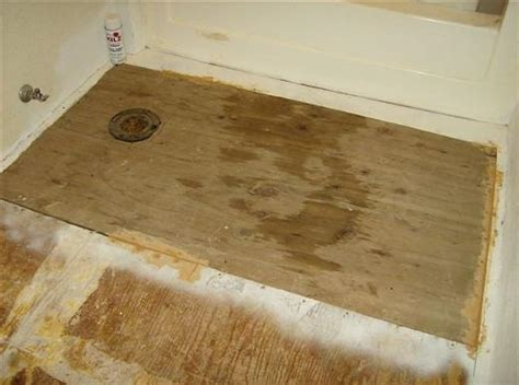 tiling a bathroom floor over plywood wood floors