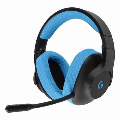 Headset Gaming G233 Prodigy Logitech Avadirect Headphones