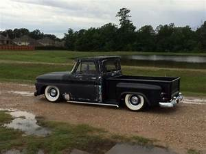 Purchase Used Bagged 64 Chevy C10 Hot Rod Truck In Porter