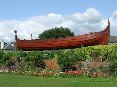 Viking Longboat Description by File Viking Longboat Geograph Org Uk 943665 Jpg