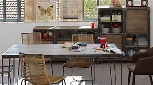 Alinea Table Salle A Manger : choisir astucieusement sa table de salle manger ~ Teatrodelosmanantiales.com Idées de Décoration