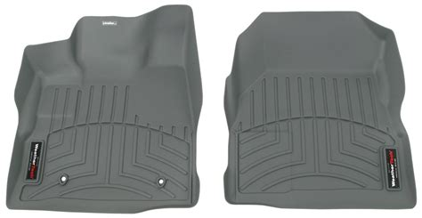 floor mats gmc terrain weathertech floor mats for gmc terrain 2011 wt462711