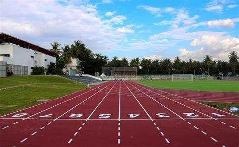 Athletic Track - Ebaco   Sports Infrastructure Company, India