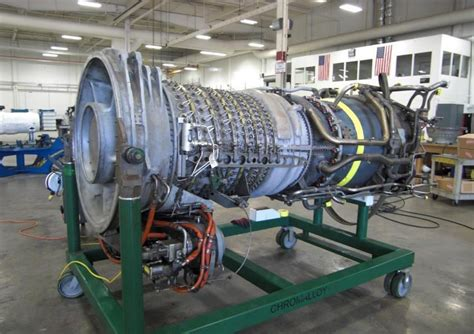 Used Gas Turbine Generator (ge Lm2500pe)