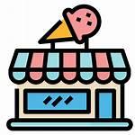 Ice Cream Icon Icons Monkik Flaticon Designed