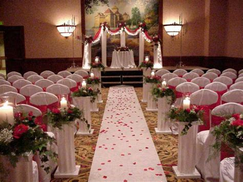 by gena stone phillips projects to try church wedding decorations wedding decorations