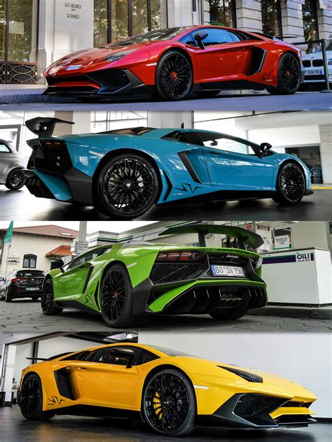 Every Color Ive Seen So Far Fits The New Superveloce
