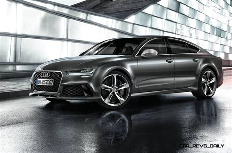 And Even Sharper Style The New Generation Audi Rs 7