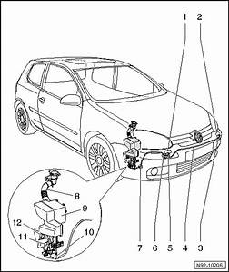 Revue Technique Golf 4 : revue technique automobile volkswagen golf 5 lave projecteurs vue d 39 ensemble du montage ~ Medecine-chirurgie-esthetiques.com Avis de Voitures
