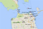 San Francisco's Popular Tourist Areas