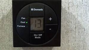 How To Use Dometic U2019s Digital Rv Thermostat  U2013 Car Wiring