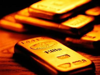 Ouro Oro Backgrounds Lingots Barras Desktop Goldbarren