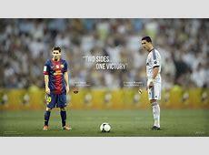 FC Barcelona vs Real Madrid El Clásico Promo 0204