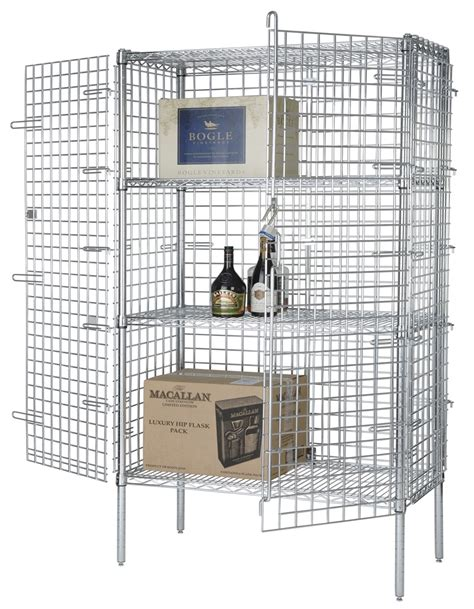 Focus Foodservice Fsec246063 24 Security Cage Kit