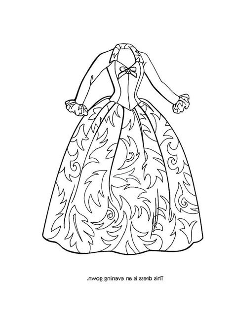 Dress Coloring Pages Coloring Pages Coloring Pages Dress Coloring Home