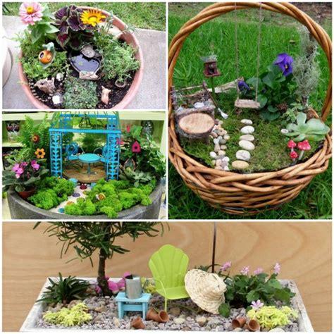 Mini Gärten Gestalten by Blumentopf Deko Gestalten Sie Ihren Erw 252 Nschten Mini