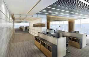 Office, Interior, Design