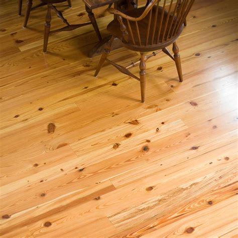 Antique Longleaf Pine Flooring by Longleaf Lumber Reclaimed Rustic Pine Flooring