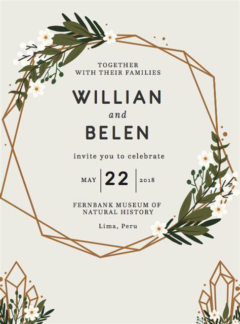 fabulous  wedding invitation templates