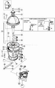 Hayward S-200   S-240 Sand Filter Parts