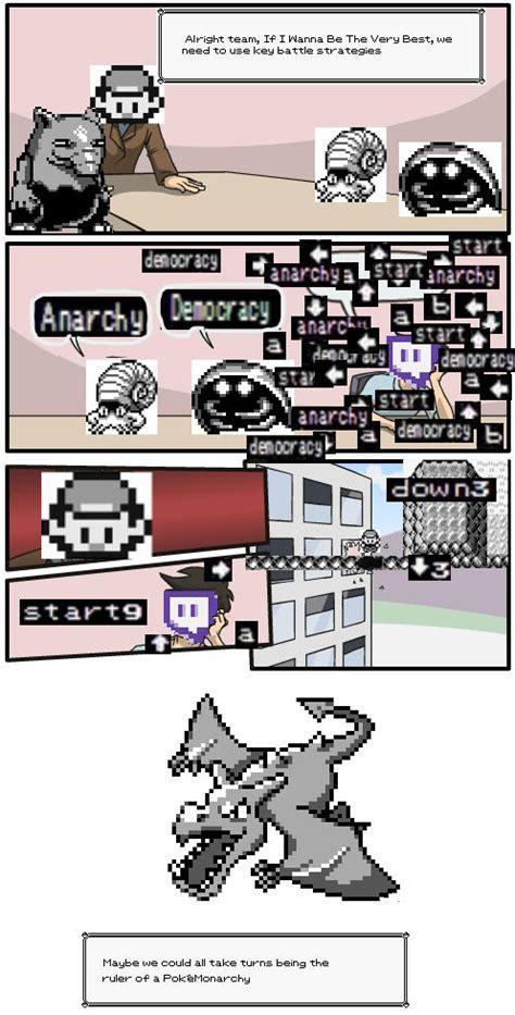 Twitch Plays Pokemon Meme - twitch plays pok 233 mon boardroom suggestion twitch plays pokemon know your meme
