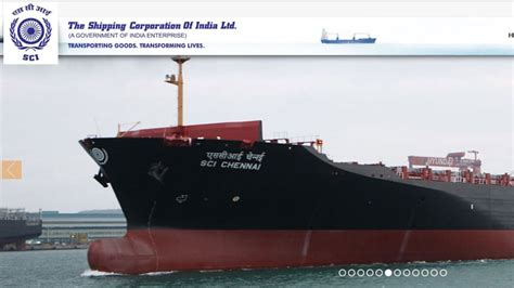 GME Course at Shipping Corporation of India; Apply by Nov ...