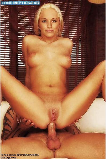 Yvonne Strahovski Reverse Cowgirl Pussy Exposed Sex Fake 001 « CelebrityFakes4u.com