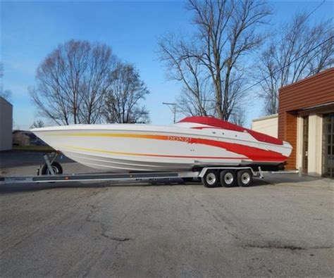Donzi Boats For Sale In Michigan by High Performance Boats For Sale In Michigan Used High