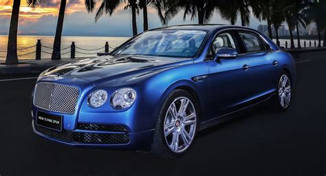 Lincoln Continental Vs Bentley Flying Spur 2017 Lincoln