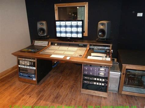 recording studio computer desk recording studio furniture gallery custom mixing desks by