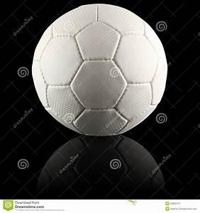 Handball Black Royalty Free Stock Photo