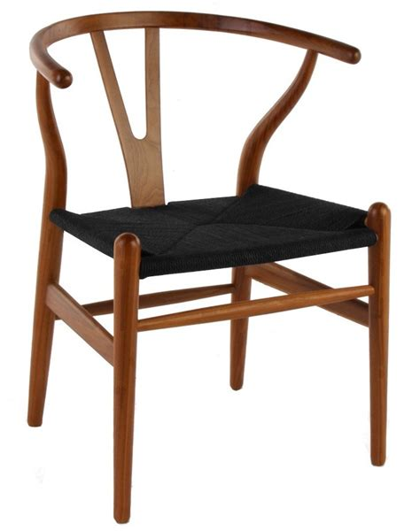 hans wegner dining chair y chair wishbone ch24 design