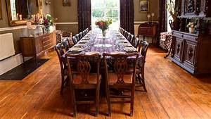 Dining, Room, U2013, The, Mansion, House, At, Kirkhill