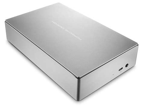 Review: Lacie Porsche Design Desktop Drive 8tb