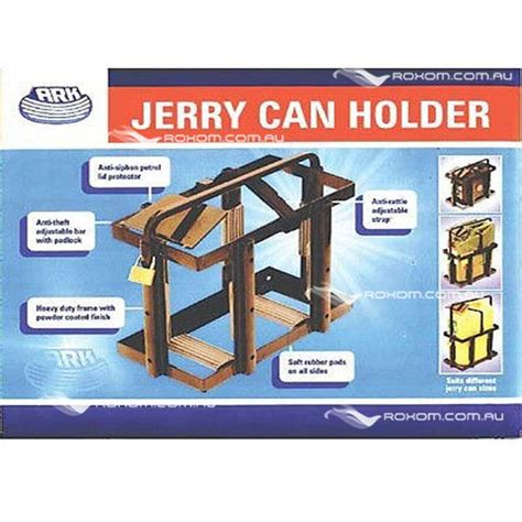 Ark Boat Trailer Parts by Ark Boat Trailer Caravan Jerry Can Holder