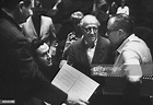 Alberto Ginastera Stock Photos and Pictures   Getty Images