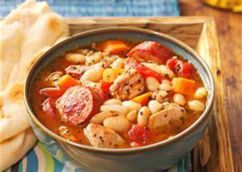 cuisiner un cassoulet cassoulet facile et léger ww recette légère plat et