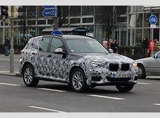 Nextgen BMW G01 X3 getting close to launch time