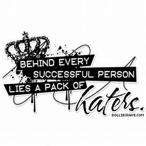 Quotes About Je... Anti Hater Quotes
