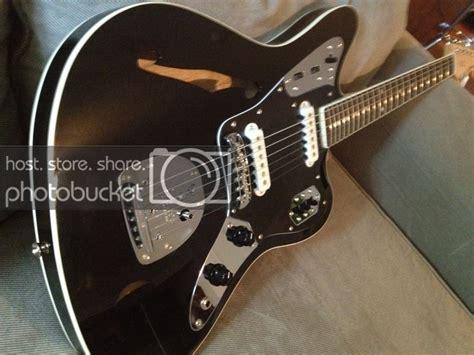 Fender Thinline Jaguar by Fs Ft Fender Thinline Jaguar Harmony Central